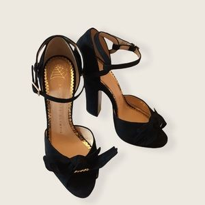 Charlotte Olympia 'what a dame' block heels